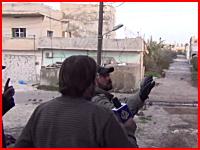 シリアで記者が狙撃されて死亡。その瞬間の映像がアップロードされる。JSC