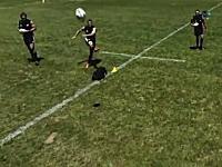 練習風景を盗み見ようとラジコンヘリを飛ばしたら選手に撃墜されたwwwww