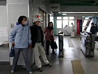 東日本大震災。リアルな被災地の映像まとめ。地面が揺れる瞬間と津波。
