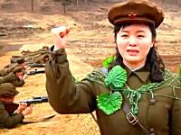 北朝鮮軍「我々は地球上からアメリカを葬り去る準備ができたニダ!」動画。