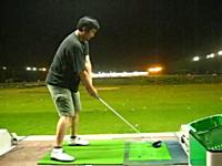 ゴルフ動画。ドラコン日本一山田勉さんのドライバーが半端ないwwwww