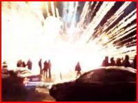 これはエグい!大きな花火が見物客の目の前で炸裂してしまう衝撃映像