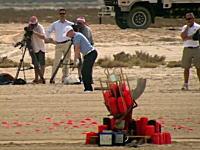 プロゴルファーたちのチャレンジゲーム。ゴルフボールでクレー射撃やってみた