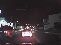 こんなうぜえセルシオ見たことが無い。マックスDQNと遭遇してしまった車載。