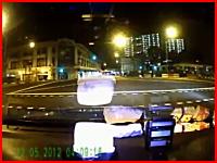 うわあ(@_@;)これは助かっていない気がするフェラーリ599GTOの事故ビデオ。