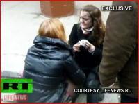 ロシア地下鉄爆破テロ事件、その直後の様子を撮影した映像と写真