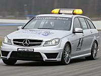 生音。F1のメディカルカー&セーフティカーの走行動画。Mercedes C63 AMG