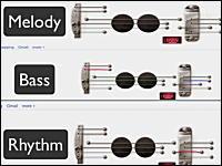 Googleのトップページでマイケル・ジャクソンのビリー・ジーンを演奏した作品