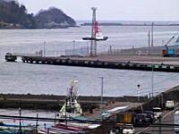 3.11の津波を撮影した2時間の長編動画がアップされる。岩手県釜石市