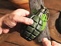 トメィトーはダイス。手榴弾はアーヴカードゥ。不思議な楽しさストップモーション