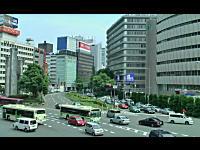 大阪のちょっとややこしい交差点 知らなければ行きたい方向に曲がれない