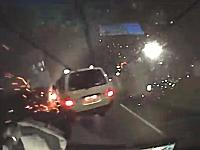 ドライブレコーダーが記録した事故の瞬間3連発。国内編。3つめは怖い。