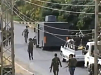 IEDによる2度の大爆発。自由シリア軍の待ち伏せ攻撃を食らったアサド軍。
