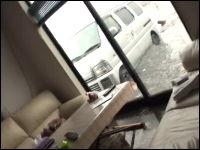「ヤバイヤバイヤバイうわっ水が入ってきた」新しく見つけた津波の映像。