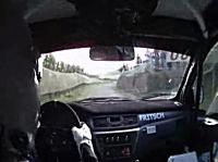 プロコが思わず「うあっ!」WRCフランスで観客がコースに飛び出し危機一髪