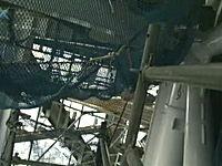 東京スカイツリー495m地点で地震に遭遇した作業員たち動画。最大6m揺れ