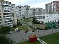 何かの前触れ?怪奇現象?キエフの街に響く奇妙な音。これは不気味だ