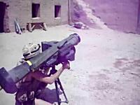 これは正直やられたwwwジャベリン (対戦車ミサイル)発射でくやしい動画。