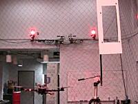 驚くべき精度で飛行する4ローターの自律式ヘリコプターが凄いぞっと。
