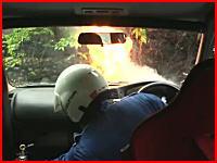 群馬を攻める!結構本気な素人レーサーたちの事故動画。やっちまった映像集