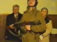 元ルーマニア大統領 軍事裁判~銃殺刑の様子