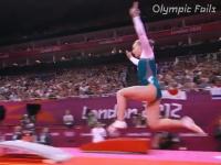 ロンドンオリンピックの失敗ハプニング映像集。Olympics Fails London 2012