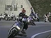 古き良き時代。1994年ごろの走り屋ビデオ。懐かしいと思ったらおっさんです。