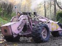 蒸気エンジンで動くラジコンCAR作ったった動画。これはかっこ良すぎワロタ。