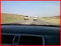 無謀運転「ヒャッハー!」やってたら大変な事に。これは死んだかも(@_@;)