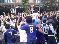 「世界一行儀の良い日本のファン」が海外で話題に。そりゃ海外から見たらね