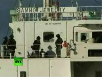 韓国特殊部隊がソマリアで海賊をフルボッコにした時の動画がキターーー!