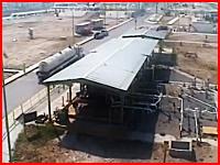 メキシコで起きたパイプライン施設爆発事故の瞬間の映像がヤバすぎる(@_@;)