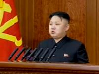 北朝鮮の金正恩(キムジョンウン)ってこんな声をしてたんだ。スピーチ映像。