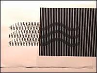 ウニウニグニグニ動きまくる錯覚アニメーションが面白(・∀・)イイ