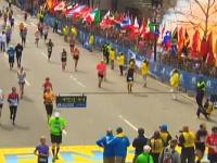 ボストンマラソンの爆破テロの瞬間の映像がアップされる!3人死亡100名以上が負傷