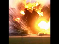 テキサスの肥料工場爆発の瞬間を撮影したビデオがヤバイ。死傷者多数。