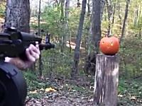 ハロウィンだから鉄砲バンバンカボチャやってみた。FPSでやったよねwww