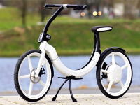 フォルクスワーゲンがいい感じの電動バイクを発表
