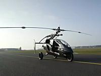 自動車が空を飛ぶ時代が到来。ヘリコプター型と飛行機型。どっちがお好き?