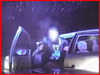 アメリカで撮影された超至近距離での銃撃戦の映像がヤバすぎる(((゚Д゚)))
