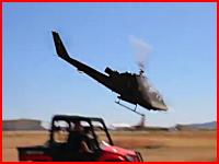 トップ・ギア韓国版を撮影中にヘリコプターが墜落してしまう映像。想像以上