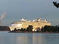 世界最大の豪華客船が本気でデカすぎて笑うしかなかったwwwwww