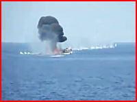 容赦ないロシア海軍。ソマリアの海賊船をフルボッコwwwこれはすげえwww