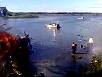 ロシアでプロホッケー選手らが乗った旅客機が墜落。1名を残し全員死亡