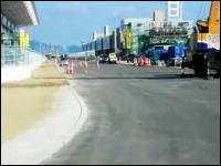 F1韓国GP大丈夫?ww開幕一ヶ月前のサーキットという動画に驚いたww