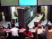ドリフ方式で教授が入れ替わる凄い教室。カリフォルニア大学リバーサイド校