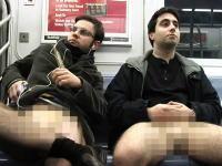 下着すら脱いで地下鉄に乗ろう!えっ!?(@_@;) 海外おもしろエイプリルフールネタ
