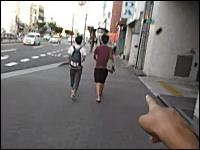 明石市民に喧嘩を売ってみた。自転車で通り過ぎざまに怒鳴りつけるクソガキ