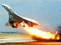 死者113名を出した超音速旅客機コンコルド墜落事故のムービー