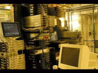 2ちゃんねるのサーバールームに潜入取材!PIEデータセンター